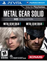 Metal Gear Solid HD Collection (PS Vita)