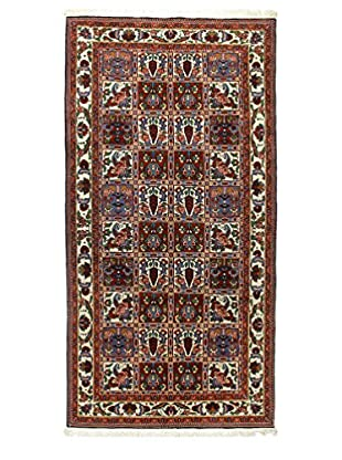Bashian Rugs One-of-a-Kind Hand Knotted Indo-Baktiyari Rug, Panel, 6' 1