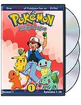 Pokemon Season 1: Indigo League Part 1