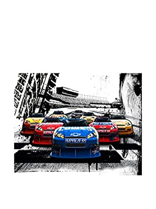 LegendArte  Wandbild Cars Racing