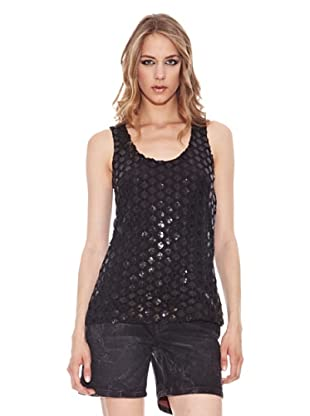 Salsa Top Brillo (Negro)