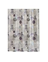 Ex-Cell Anemone PEVA Shower Curtain, 70 by 72-Inch