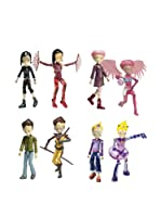Simba Set 2 Figuras: Real + Virtual Código Lyoko