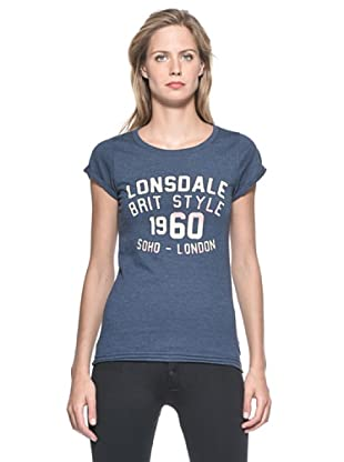 Lonsdale Camiseta Leicester (Navy)