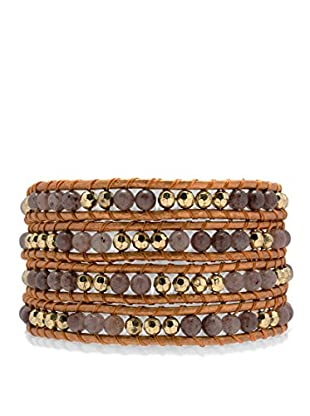 Lucie & Jade Armband  goldfarben