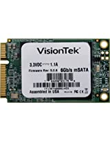 VisionTek 240GB mSATA SATA III Internal Solid State Drive - 900612