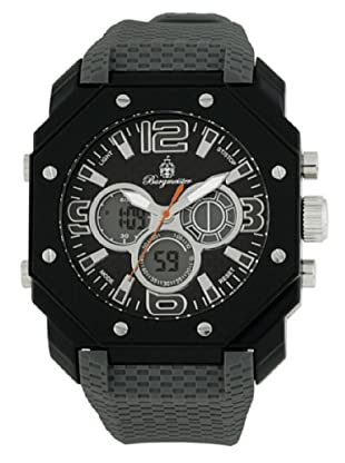 Burgmeister Herren-Armbanduhr Tokio Analog - Digital Quarz Silikon BM901-620