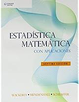 Estadistica Matematica con Aplicaciones