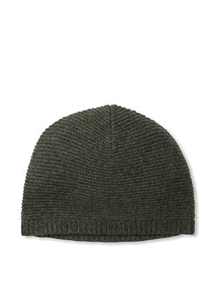 Sofia Cashmere Men's Links Hat (Green)
