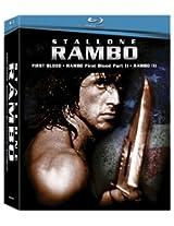 Rambo Box Set (First Blood / Rambo: First Blood Part II / Rambo III ) [Blu-ray]