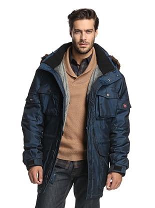 Wellensteyn Men's Siberia Jacket (Indigo)