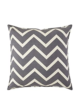 Tommy Hilfiger Reading Room Stripe Euro Sham, Navy, Euro