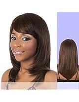Hb Winter (Motown Tress) Human Hair Blend Full Wig In 4
