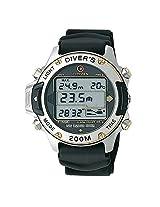 Citizen Digital Black Dial Men's Watch - MA9004-21E