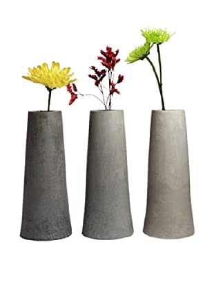 MU Design Co. Concrete Vase: Pylon 3