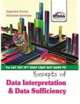 Data Interpretation & Data Sufficiency for CAT/XAT/IIFT/CMAT/MAT/Bank PO/SSC