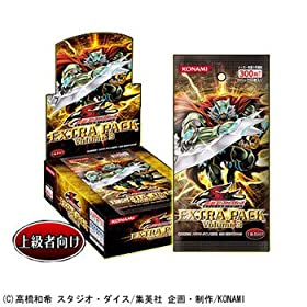 �V�Y��5D's OCG EXTRA PACK Volume 3 BOX