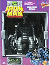 Argent Silver Dragon from Iron Man Marvel Action Hour (1995)