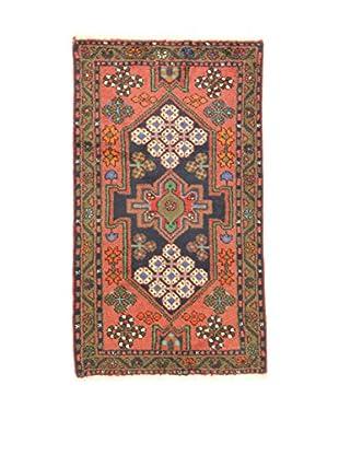 Eden Teppich   Khamseh 67X120 mehrfarbig