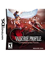 Valkyrie Profile: Covenant of the Plume (Nintendo DS) (NTSC)