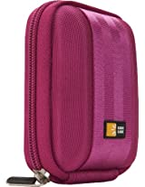 Case Logic QPB-201 EVA Molded Compact Camera Case (Magenta)