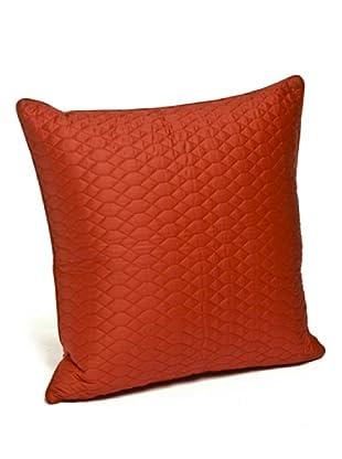 HomeTrends Cojín Diamante (Rojo)