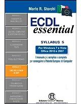 ECDL Essential - Modulo 5 - Uso delle basi di dati (Italian Edition)