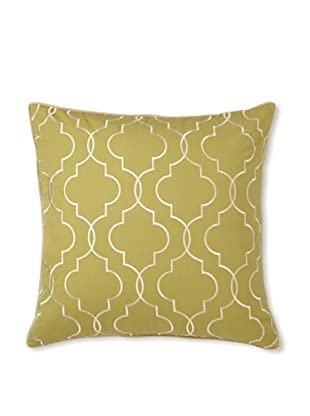 Peacock Alley Athena Square Pillow (Fern)