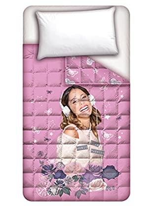 Disney Steppdecke Violetta Rose