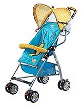 Mee Mee MM8381 Baby Stroller (Blue)