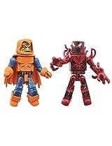 Marvel Minimates S62 Carnage And Hobgoblin