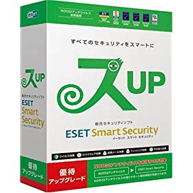 ESET Smart Security �D�҃A�b�v�O���[�h