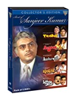 Best of Sanjeev Kumar (Set of 5 DVDs- Trishul/Angoor/Aashirwad/Koshish/Lakhon Ki Baat)