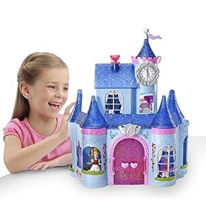 Cinderella Magic Clip Castle Doll House