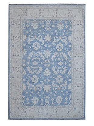 Kalaty One-of-a-Kind Pak Rug, Blue, 4' x 5' 7