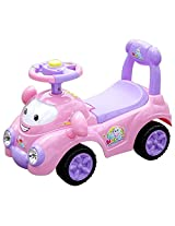 Delia Baby Habobo Activity Racer, Pink
