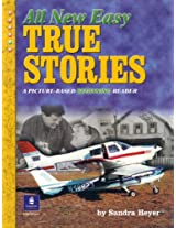 All New Easy True Stories (True Stories (Pearson Longman))