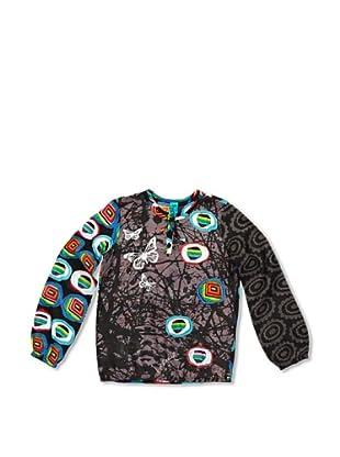 Desigual Camisa Bucatini (Negro)