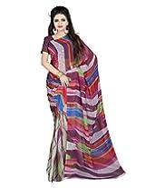 DivyaEmporio Printed Sarees with blouse