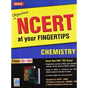 Objective NCERT at your Fingertips - Chemistry (Old Edition) (Old Edition)