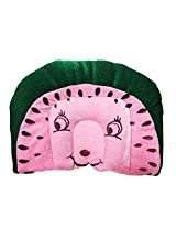 Wonderkids Baby Mustard(Rai) Pillow Watermelon Shape Pink