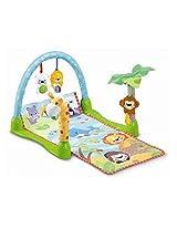 Catterpillar Rainforest 1-2-3 Musical Baby Gym