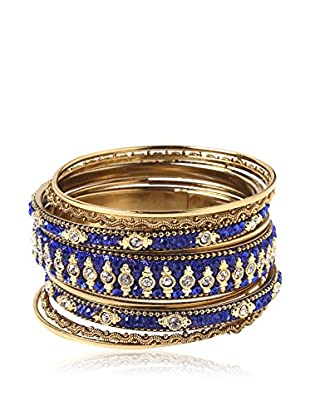 Amrita Singh Brazalete Keya Bangle Set