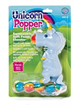 Hog Wild Unicorn Popper Blue Bonnet Toy