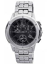 Rotary Silver Chronograph Men Watch GB000014204