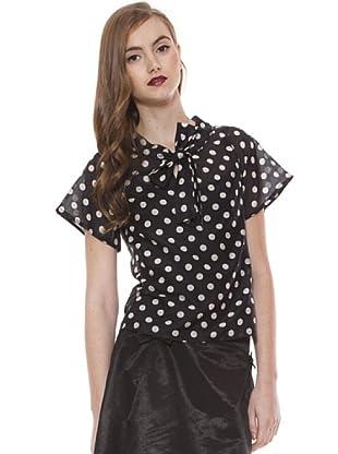 Tracabarraka Camisa Campanita (Negro)
