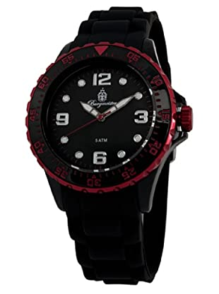 Burgmeister Damen-Armbanduhr Analog Quarz Silikon BM605-622D