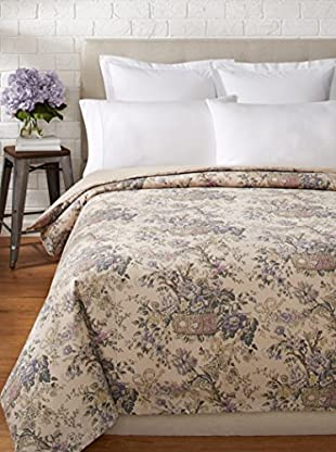 Amity Home Bouquet Gard Toile Duvet Cover