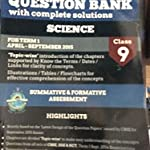 Oswal CBSE CCE question bank term1 class 9 science