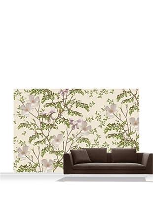 Michael Angove Magnolia, Pannacotta Mural, Standard, 12' x 8'